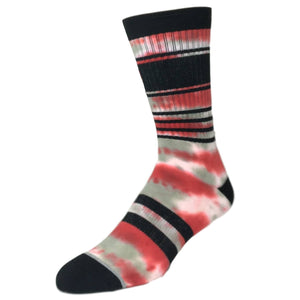 Marvel Deadpool Tiedye Socks - The Sock Spot