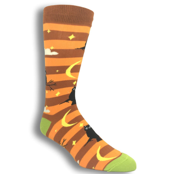 Night Owl Halloween Socks By Oooh Yeah Socks