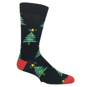 O Tannenbaum Christmas Socks by Oooh Yeah Socks - The Sock Spot