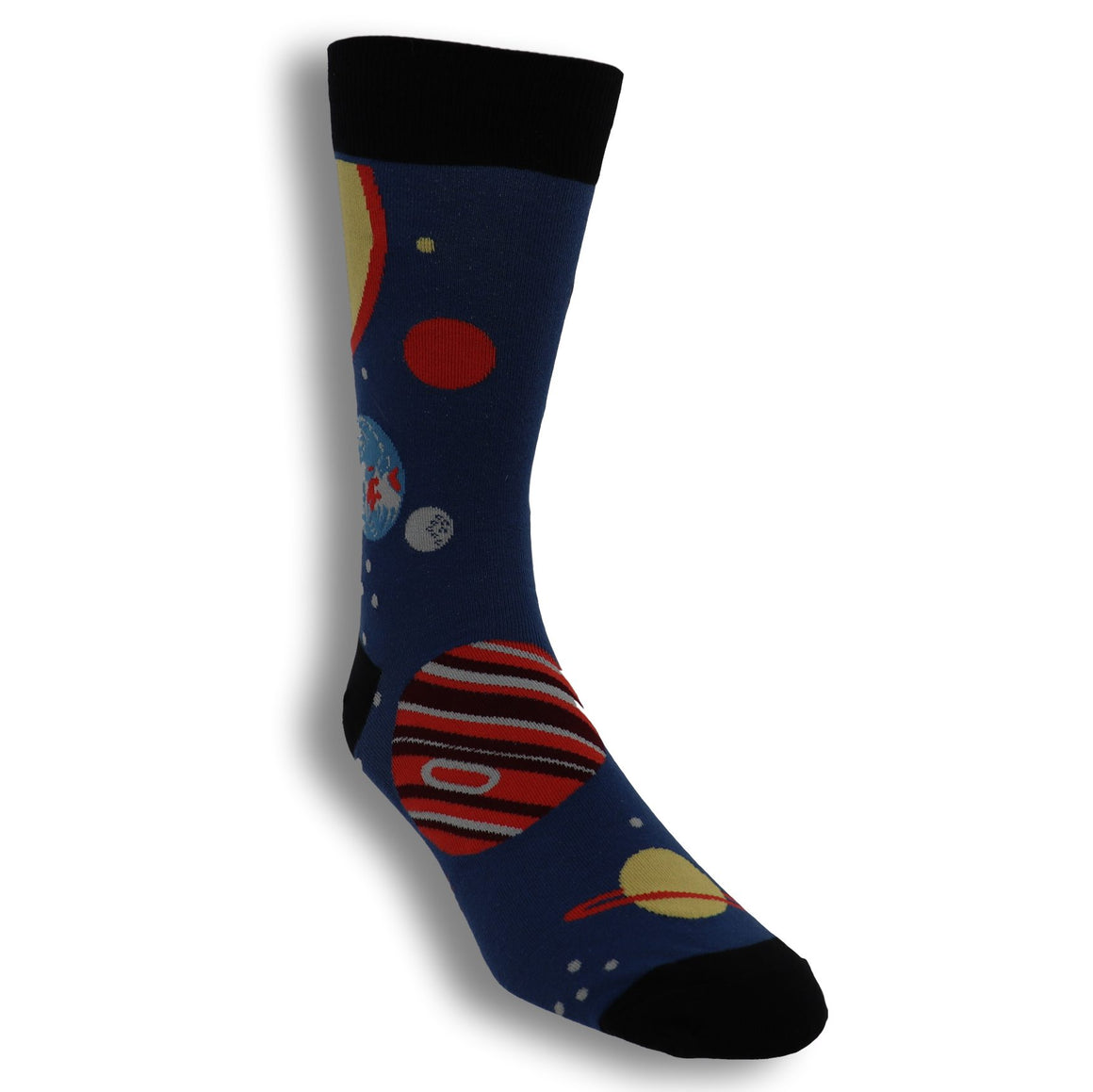 Planets Socks by Sock it to Me - The Sock Spot