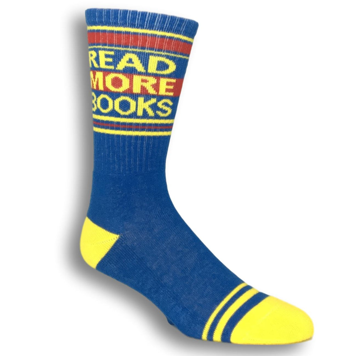 Read More Books Athletic Socks by Gumball Poodle - The Sock Spot