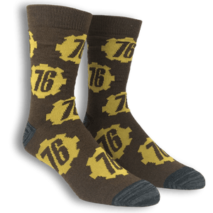 2 Pair Pack Fallout Socks - The Sock Spot
