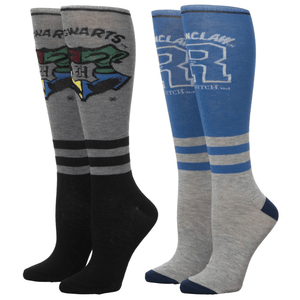 2 Pair Pack Ravenclaw Knee High Harry Potter Socks - The Sock Spot
