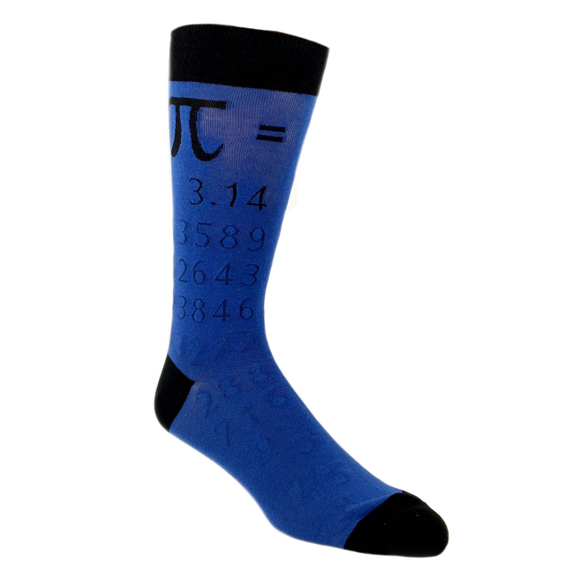 3.14... Pi Socks - The Sock Spot