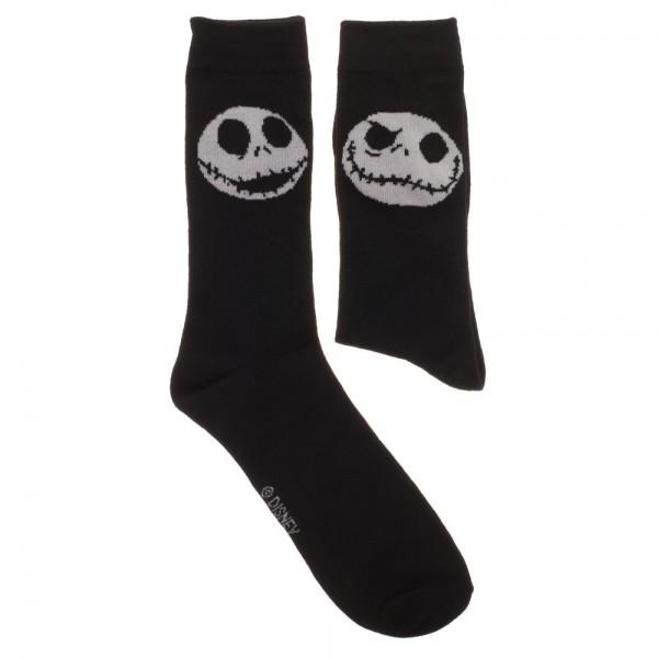 3 pair box nightmare before christmas socks
