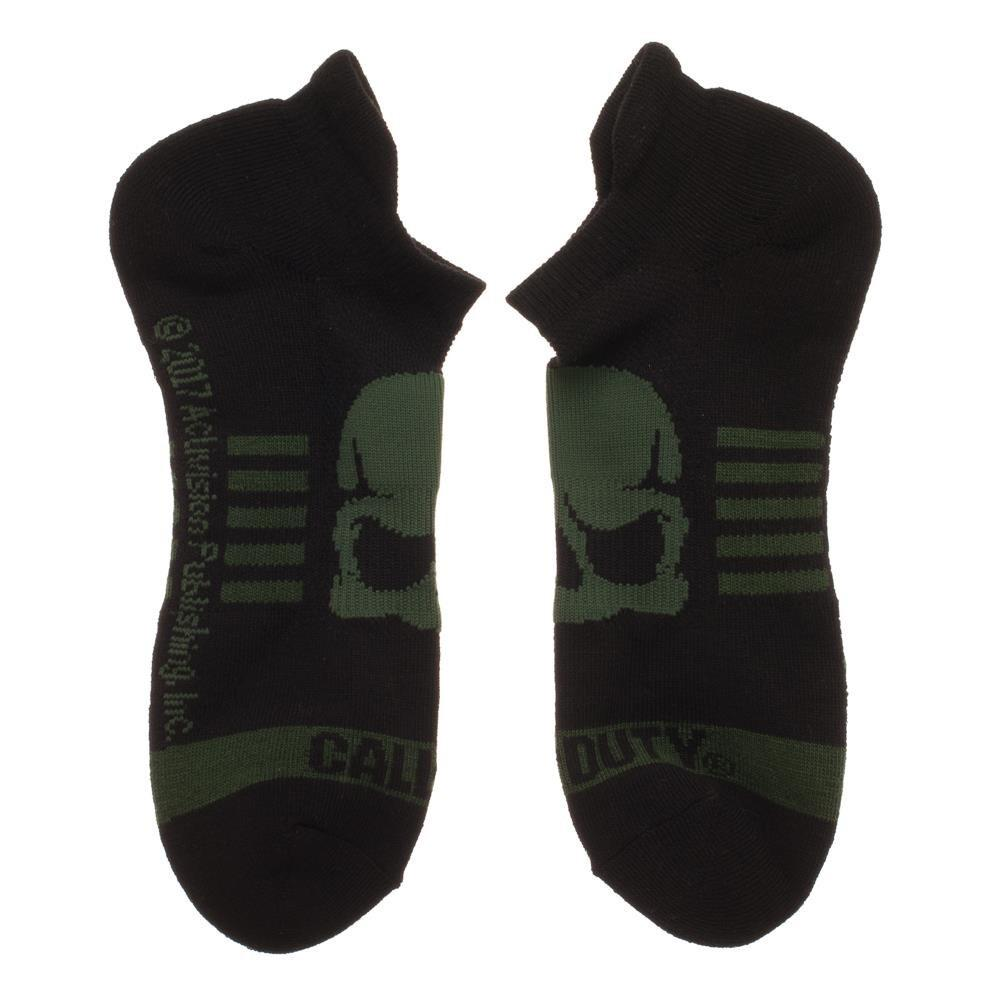 3 Pair Pack Call of Duty Athletic Socks - The Sock Spot
