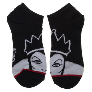 3 Pair Pack Disney Villains Ankle Socks - The Sock Spot