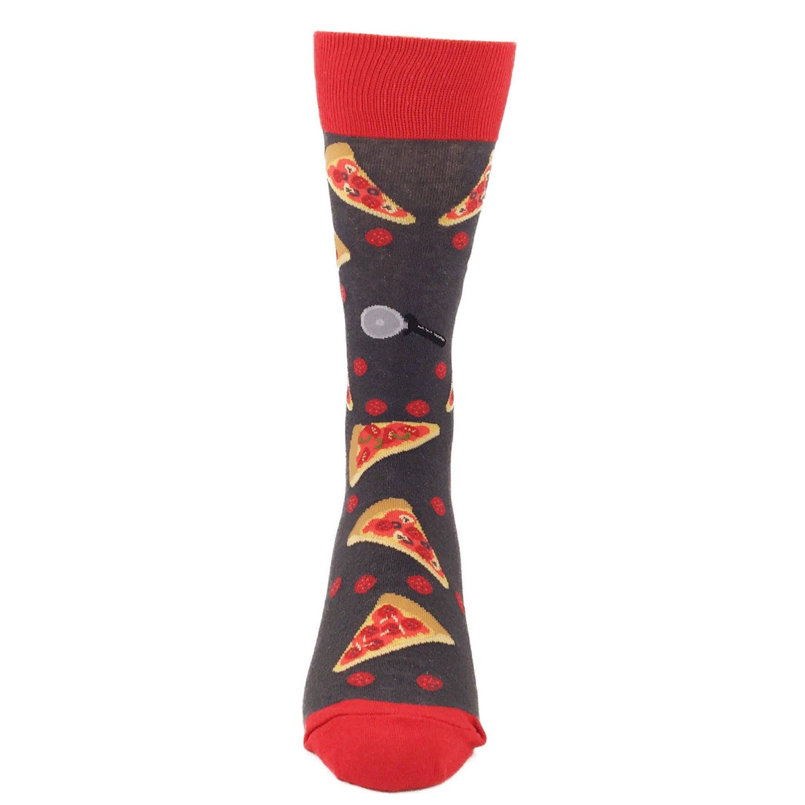 A Slice of Pizza Socks by Foot Traffic - The Sock Spot