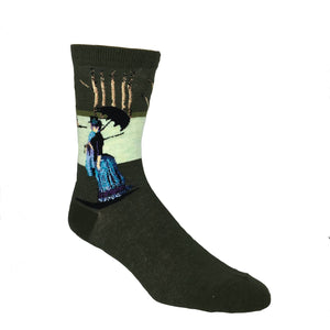 A Sunday Afternoon on the Island of La Grande Jatte Art Socks - The Sock Spot