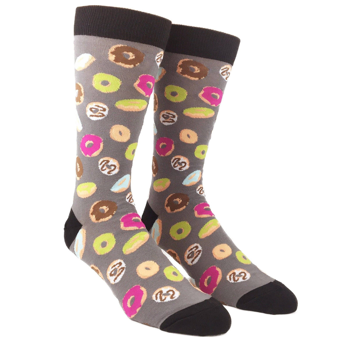 All the Donuts Food Socks by K.Bell - The Sock Spot