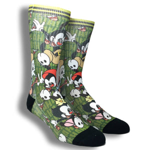 Animaniacs Printed Socks - The Sock Spot