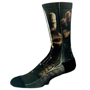 Assassin's Creed Printed Socks - The Sock Spot