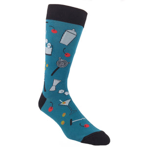 Bar Tools Cocktail Socks by Foot Traffic - The Sock Spot