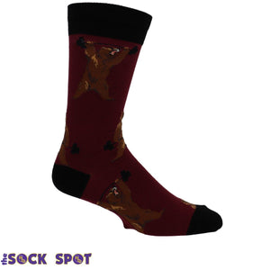 Bearbell Men's Socks by SockSmith - The Sock Spot