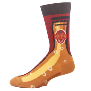 Beer Bottle Socks by Foot Traffic - The Sock Spot