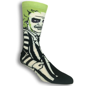 Beetlejuice 360 Socks - The Sock Spot