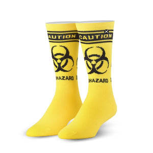 Biohazard Socks by Odd Sox - The Sock Spot