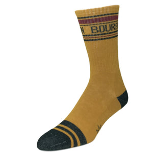 Bourbon Athletic Socks Made In The USA by Gumball Poodle - The Sock Spot
