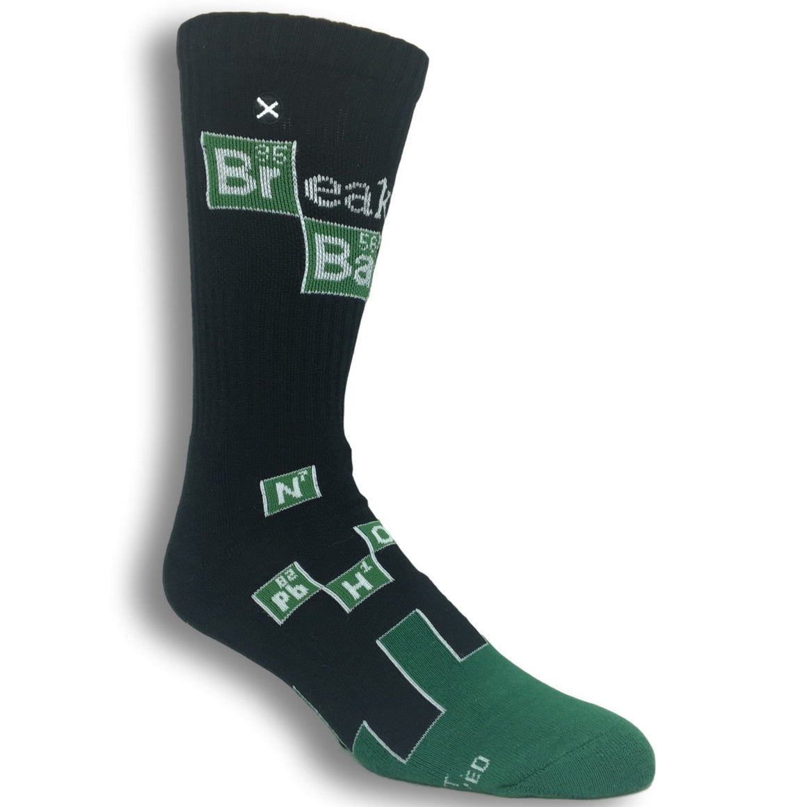 Breaking Bad Chemistry Athletic Socks by Odd Sox - The Sock Spot
