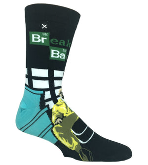 Breaking Bad King Walt Socks by Odd Sox - The Sock Spot