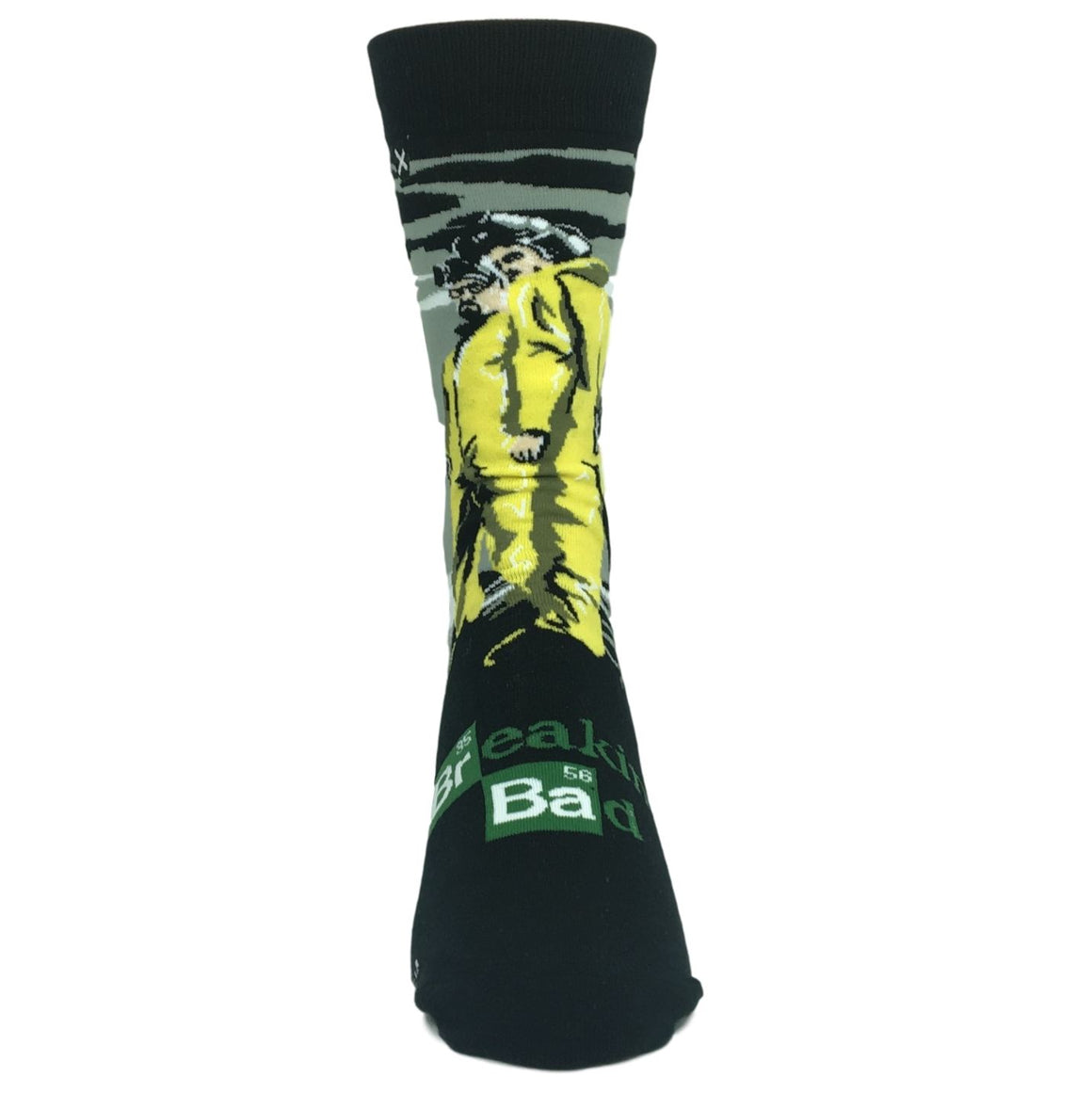 Breaking Bad Partners in Crime Socks by Odd Sox - The Sock Spot