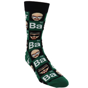 Socks - Breaking Bad Squares Men's Socks By Cool Socks