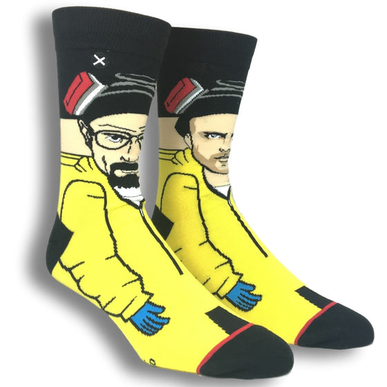 Breaking Bad The Cooks 360 Socks by Odd Sox - The Sock Spot
