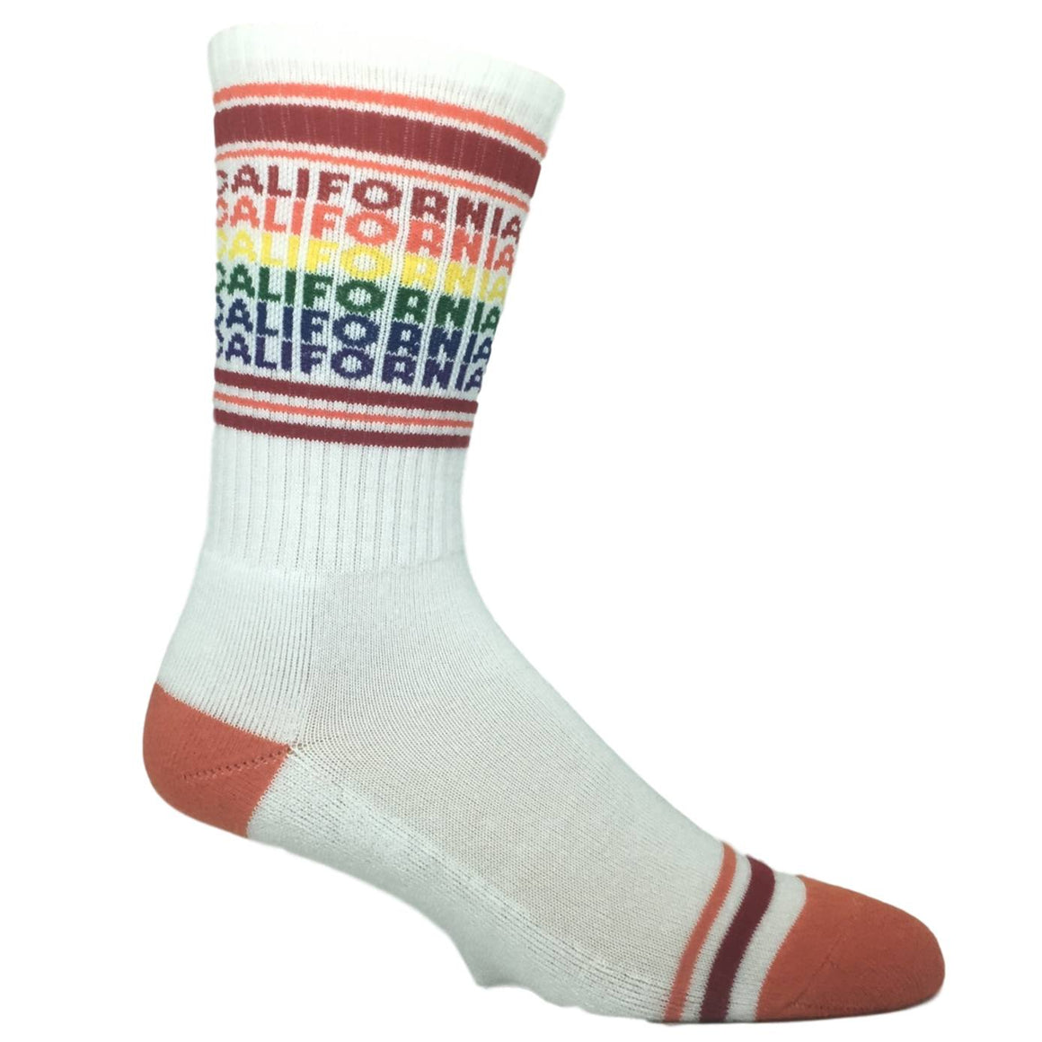 California Athletic Socks by Gumball Poodle - The Sock Spot
