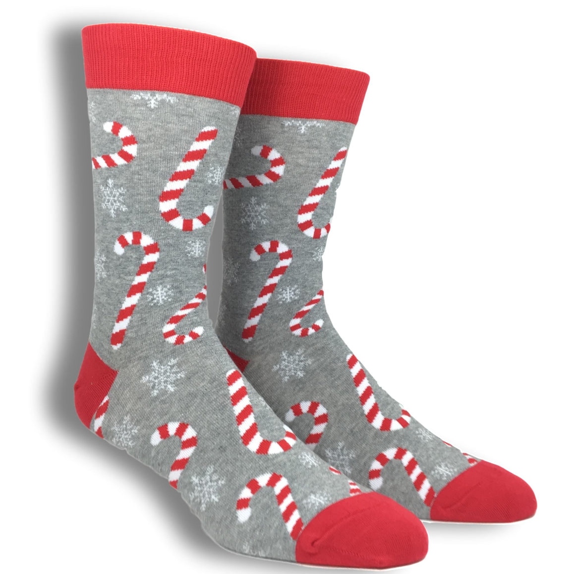 Candy Cane Socks by Good Luck Sock - The Sock Spot