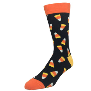 Candy Corn Socks by SockSmith - The Sock Spot