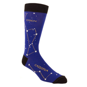 Celestial Constellation Socks by Foot Traffic - The Sock Spot