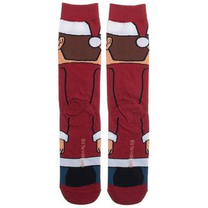 Christmas Vacation 360 Socks - The Sock Spot