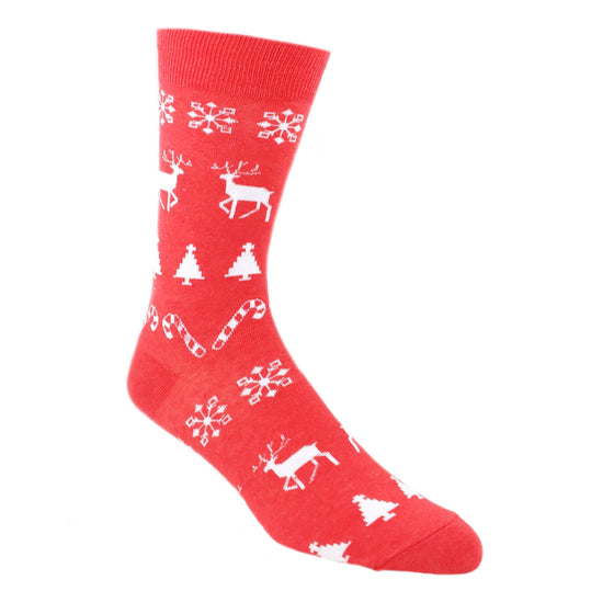 Classic Christmas Socks by Good Luck Sock - The Sock Spot