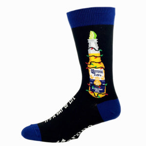 Coronavidad Christmas Socks by SockSmith - The Sock Spot
