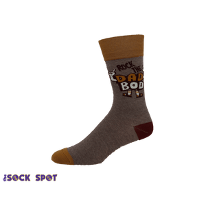 Dad Bod Socks by Funatic - The Sock Spot