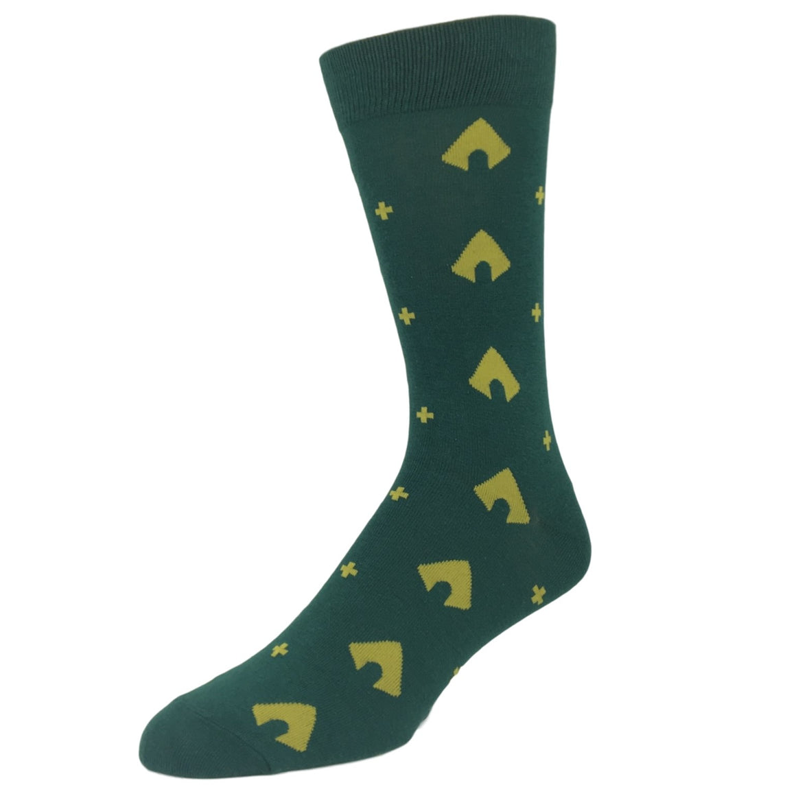 DC Comics Aquaman Superhero Dress Socks - The Sock Spot