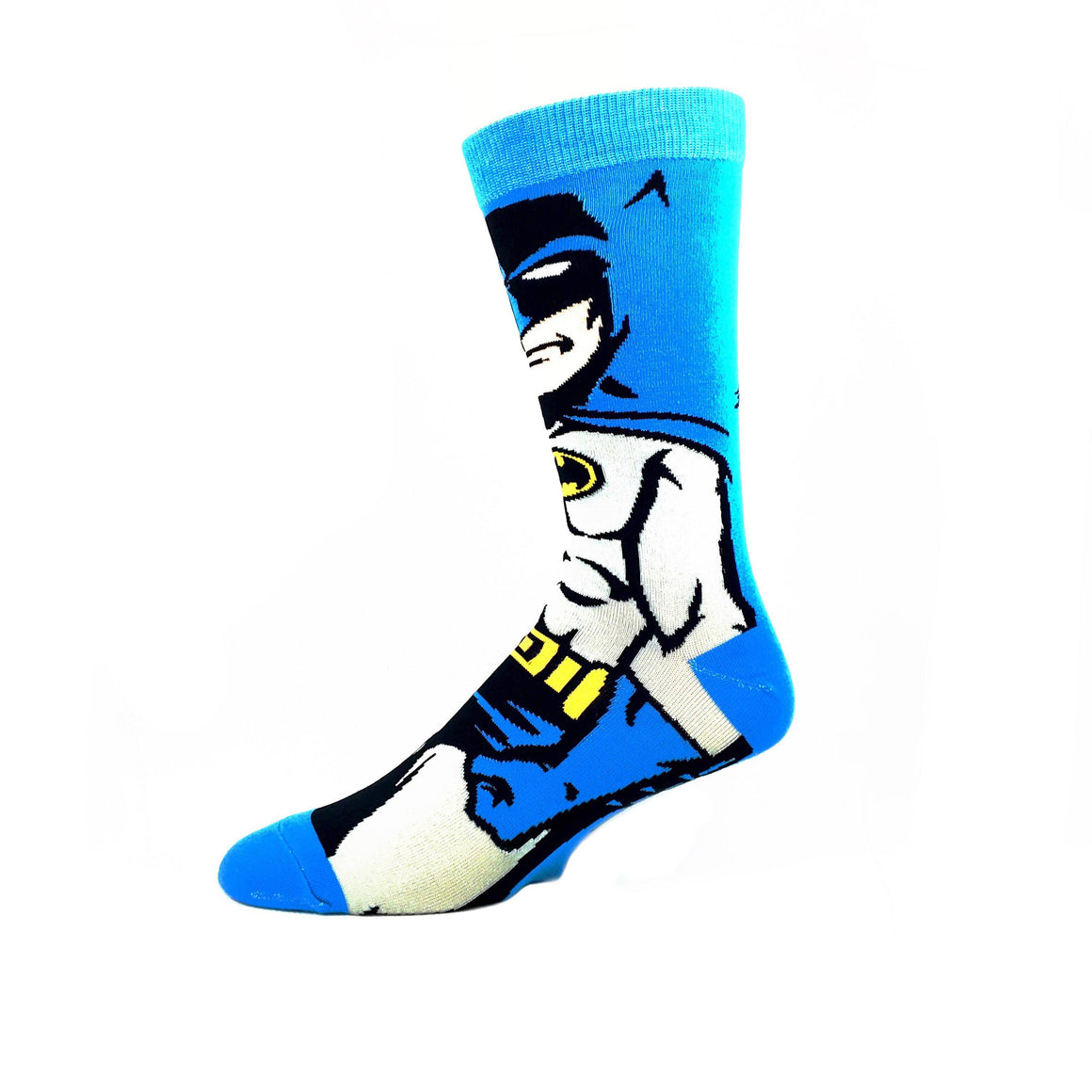 DC Comics Batman 360 Superhero Socks - The Sock Spot
