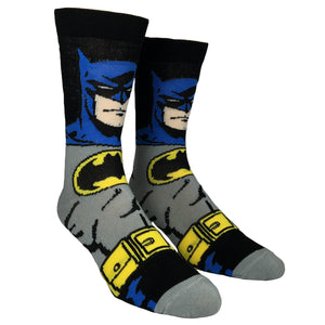 DC Comics Batman Superhero Socks - The Sock Spot