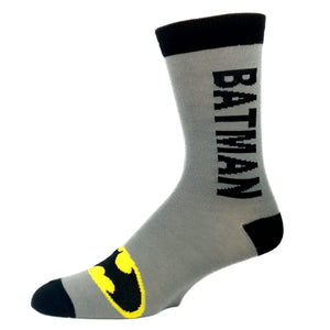 DC Comics Batman Vertical Socks - The Sock Spot