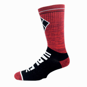 DC Comics Harley Quinn Athletic Socks - The Sock Spot