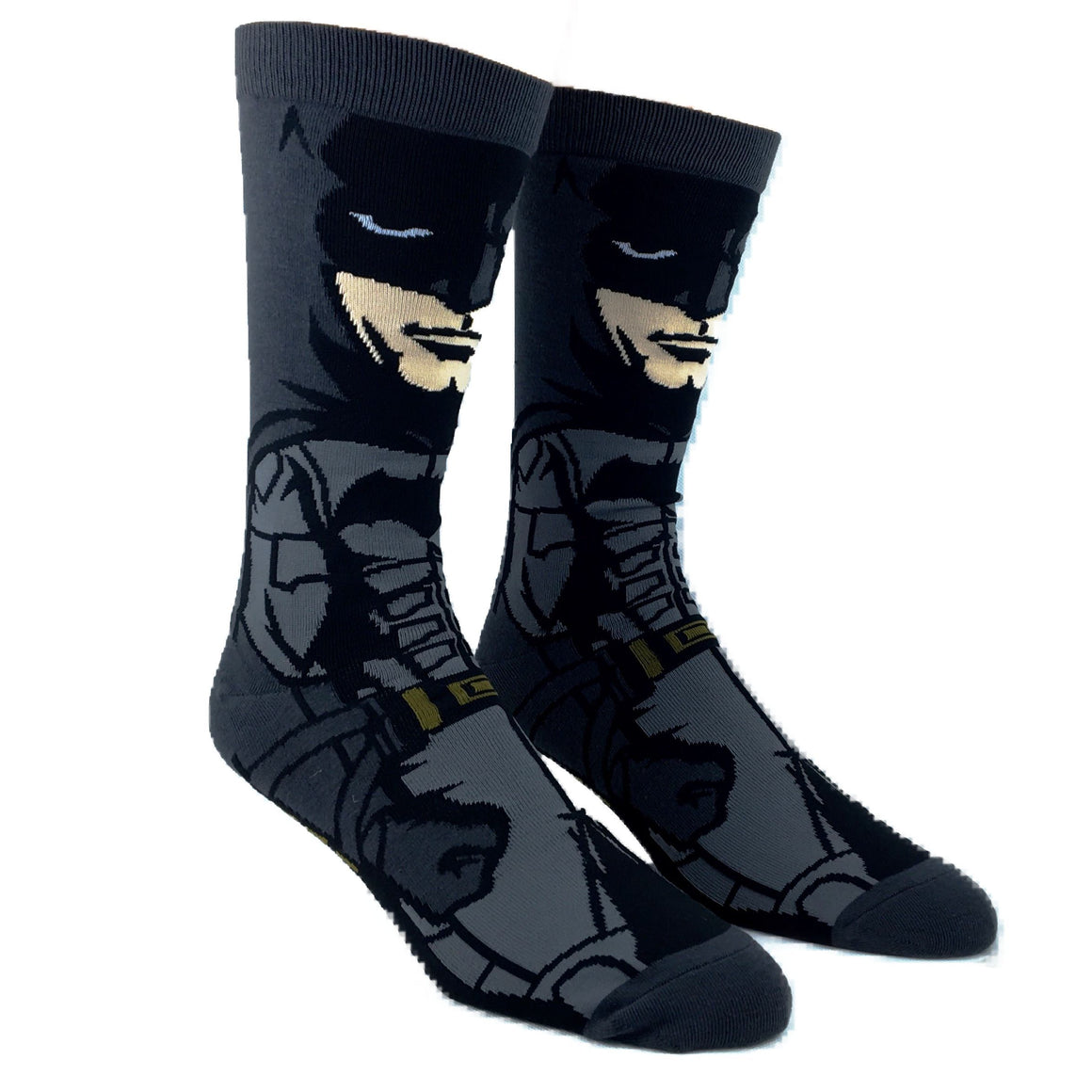 DC Comics Justice League Batman 360 Superhero Socks - The Sock Spot