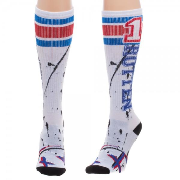 DC Comics Suicide Squad Harley Quinn Rotten Knee High Socks - The Sock Spot