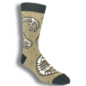 Dino Bones Socks by K.Bell - The Sock Spot