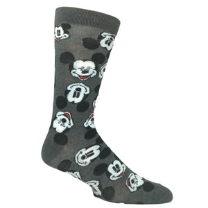 Disney Mickey Mouse Smiling Socks - The Sock Spot