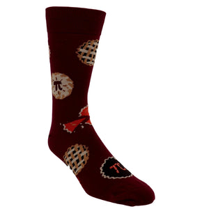 Easy as Pi Men's Socks by Sock it to Me - The Sock Spot