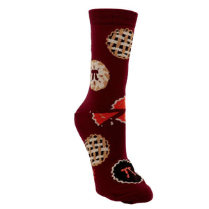 Easy as Pi Women's Socks by Sock it to Me - The Sock Spot