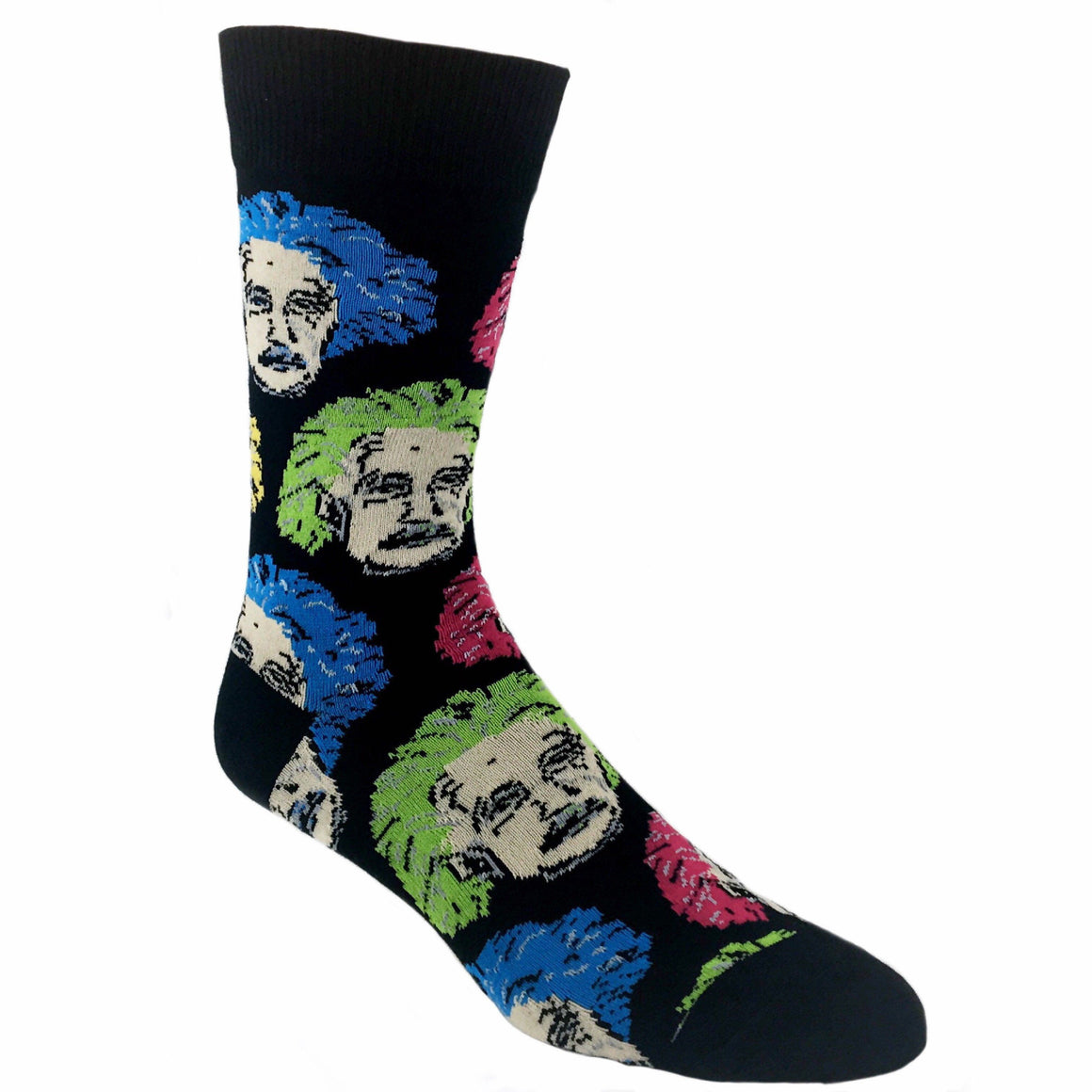Einstein Genius Socks in Multicolor by SockSmith - The Sock Spot
