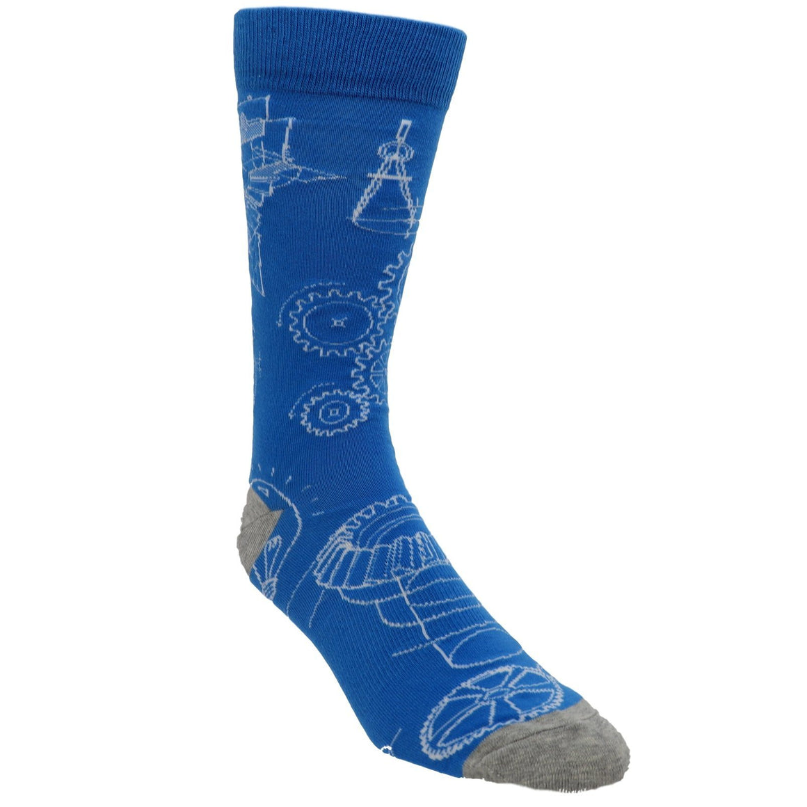 Engineer Men's Socks by K.Bell - The Sock Spot