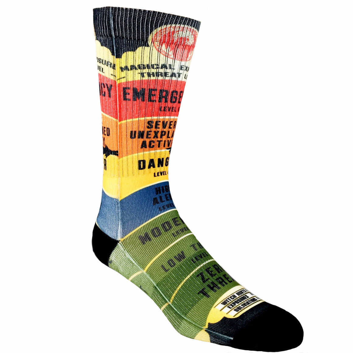 Fantastic Beasts Printed Harry Potter Socks - The Sock Spot