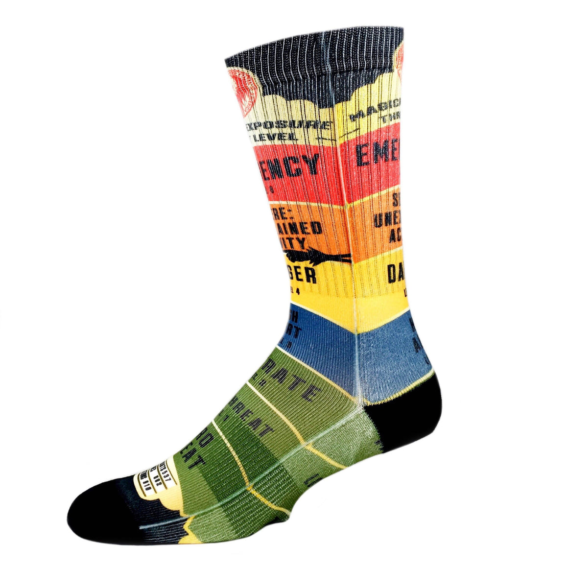 Fantastic Beasts Printed Socks - The Sock Spot